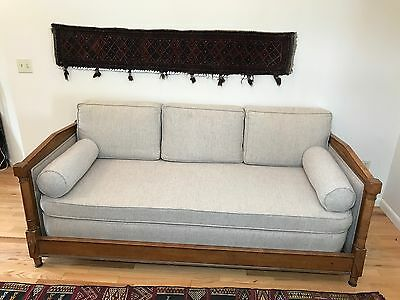 "Antique day bed 81"" Long  X 37"" Deep X 30"" High"