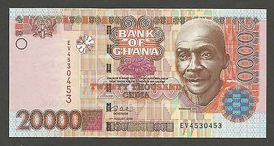 Ghana 20000 Cedis 2006; UNC; P-36; L-B144c; National Theatre