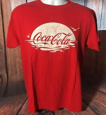 Vintage Coca Cola T Shirt. Medium
