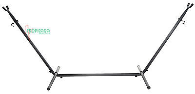 Tropicana Steel Hammock FRAME Stand Powder Coated Frame Holder Stand only
