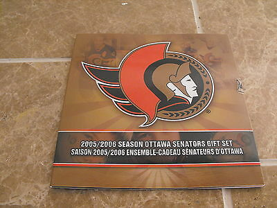 Canada 2006 Ottawa Senators Hockey Set - Royal Canadian Mint