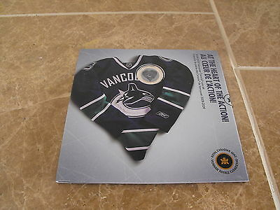 Canada 2009 Canucks Hockey Set - 7 Coins - Royal Canadian Mint
