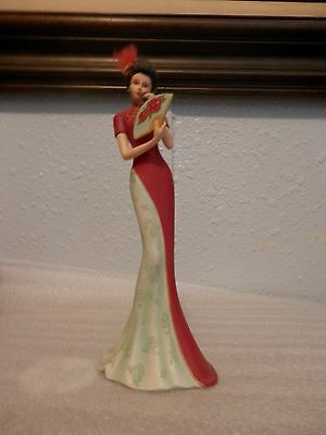 2011 Stylish World Tour Porcelain Figurine With Coca-Cola Collection,