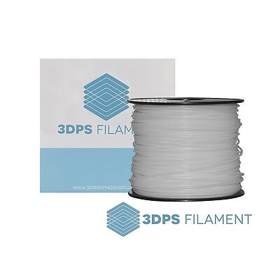 NEW 3DPS Trial 0.25KG Natural HIPS 1.75mm 3D Printer filament