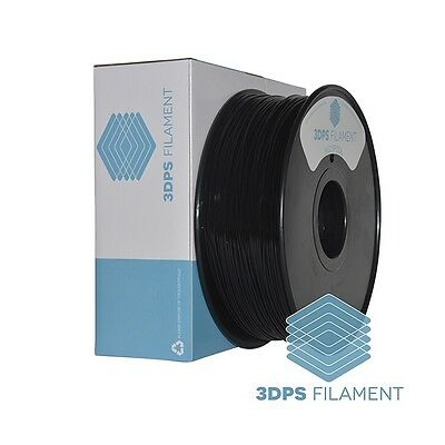 NEW 3DPS Black PC - Polycarbonate 1.75mm 3D Printer filament