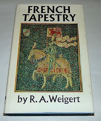 VINTAGE Book 1962 FRENCH TAPESTRY Antique Needlework