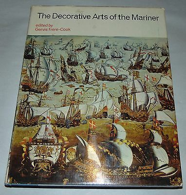 VINTAGE Book 1966 THE DECORATIVE ARTS OF THE MARINER Sailors