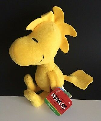Peanuts Woodstock Bean Plush New with Tags