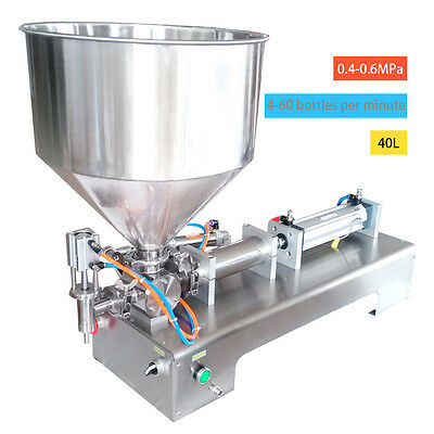 Automatic Filling Machine  for Cream,Honey,Sauce,Cosmetic,Tooth Paste100-1000ml