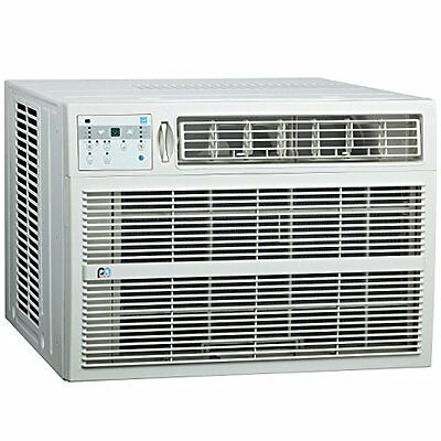 Perfect Aire 4PAC15000 15,000 BTU Window Air Conditioner with Remote Control,