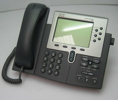 CISCO CP-7960G IP Phone Cisco 7960- Used in great condition