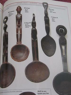 World Tribal Arts Philippine Spoons Himalayas Africa Indonesia Madagascar Peru