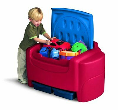 Brand New Little Tikes Primary Colors Toy Chest