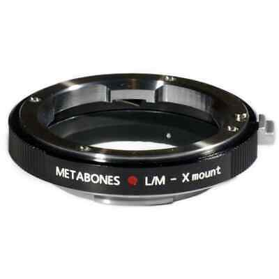 Metabones Leica M Lens to Fujifilm X-Mount Camera Lens Mount Adapter.
