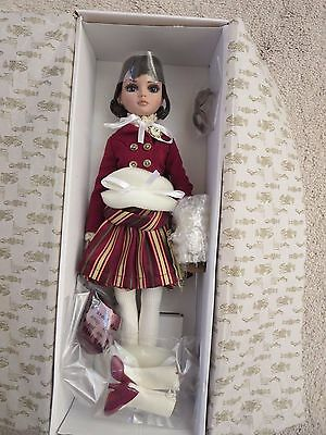 """Whimsical Ellowyne Wilde """"Just in Time"""" Steampunk NRFB Doll Tonner LE 1000"""