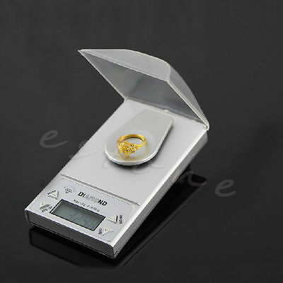 10g/0.001g Milligram Precision LCD Digital Electronic Pocket Gold Jewelry Scale