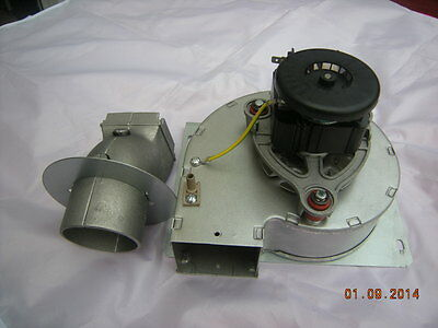 Ideal Classic Combi NF80 Boiler Fan Assembly With Base & Spigot 137568