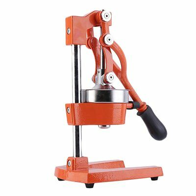 Hand Orange Press Commercial Pro Manual Citrus Fruit Lemon Juicer Juice Squeezer