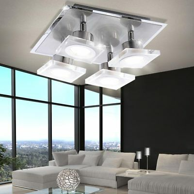 plafonnier smd led 16 watt clairage luminaire plafond. Black Bedroom Furniture Sets. Home Design Ideas