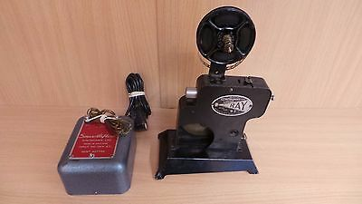 Vintage Construments Of London Ray 9.5mm Film Projector Working