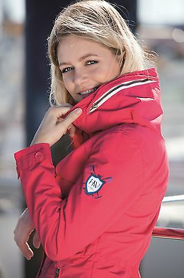 Horseware NEW STYLE PALOMA PARKA JACKET 2017 Sky Blue or Watermelon XXS - XXL