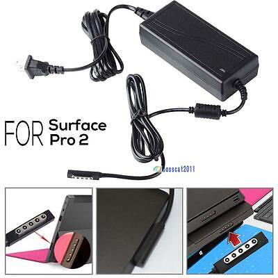 Replacement Charger Adapter Power Supply for Microsoft MS Surface PRO2 12V FA