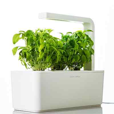SMART HERB GARDEN sistema coltivazione indoor CLICK AND GROW (NO AEROGARDEN)