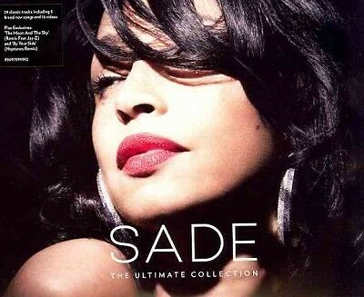 Sade - The Ultimate Collection - Very Best Of - Greatest Hits Cd Brand New