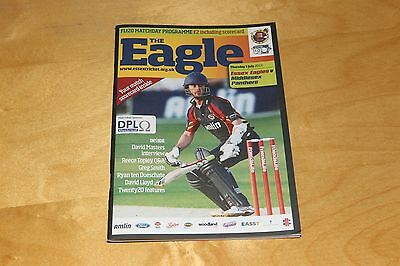 Essex Eagles v Middlesex Panthers - Friends Life T20 - 5th July 2012