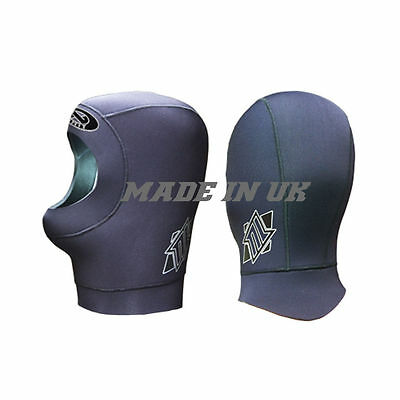 Neoprene SCUBA Dive Snorkel Balaclava Hood All Sizes New UK Made