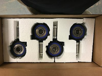 Kinze 3000 series Air Clutch 4-pack, Meter mount