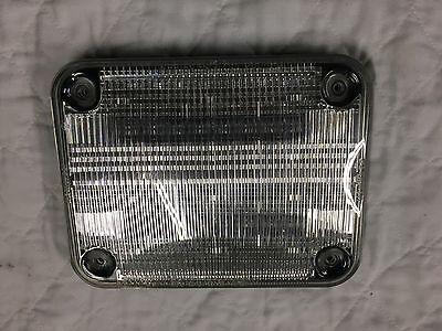 WHELEN 900 Series Linear Super Non Pro LED Model 86408ECR Red With Clear Lens