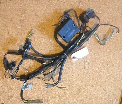1999 60hp 3 cylinder  Mercury / Mariner outboard wiring harness