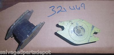 1 NOS OMC  front lower Rubber Mount (OMC P/N 321469)