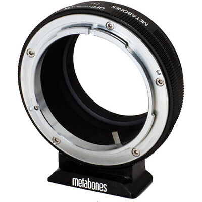 Metabones Canon FD Mount  to Sony E Lens Mount Adapter (Black) MB-053