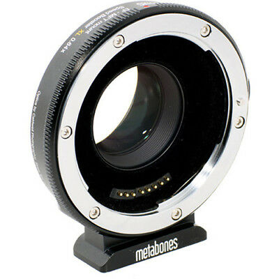 Metabones Canon EF to Micro FourThirds T Speed Booster XL 0.64x (Black