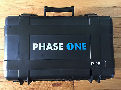 Phase One P25 Digital Back for Contax 645 EX+ MINT CONDITION PRICE REDUCED!