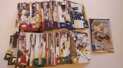 2009-10 UD Upper Deck Series 1 One Base Cards 1-200 UPick You Pick From List Lot