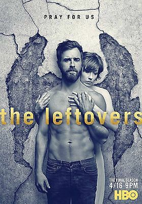 "The Leftovers Poster TV series Art Silk Wall Posters Decor Prints 14x20"" TLO5"