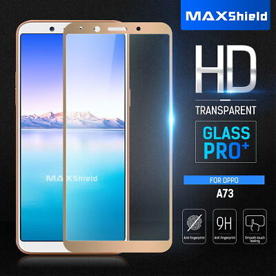 GENUINE MAXSHIELD TEMPERED GLASS SCREEN PROTECTOR FOR Oppo R9s / R9s Plus