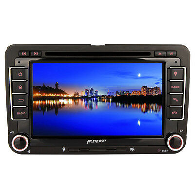 7 zoll 2 din autoradio gps navi dvd player radio dvb t rds. Black Bedroom Furniture Sets. Home Design Ideas