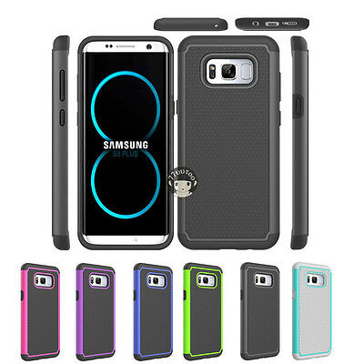 For Samsung Galaxy S8 /S8 Plus Case Shockproof Armor Protective Phone Cover Skin