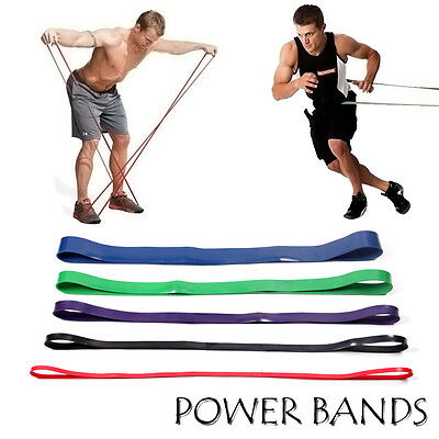 5-170 lbs Resistance Band Loop Exercise Crossfit Strength Training  Fitness Gym