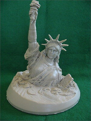 Statue of liberty apes planet of the sci-fi resin scale model figure kit