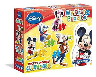 New Clementoni Disney Mickey Mouse Clubhouse My First Jigsaw Puzzles