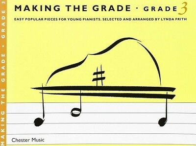 Partition pour piano - Various - More Making The Grade 3