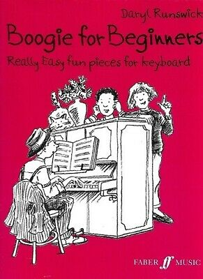 Partition pour piano - Daryl Runswick - Boogie Duets for Beginners