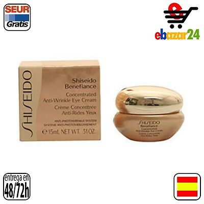 Shiseido Original - BENEFIANCE concentrated anti-wrinkle eye cream 15 ml Contorn