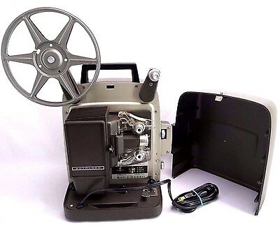 Vintage BELL & HOWELL 346A Autoload Super 8 Movie Projector 8mm Reel 1970s