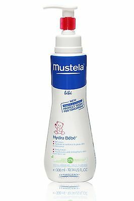 Mustela Hydra-Bebe Body Lotion w/ Pump 10.14 US fl. oz